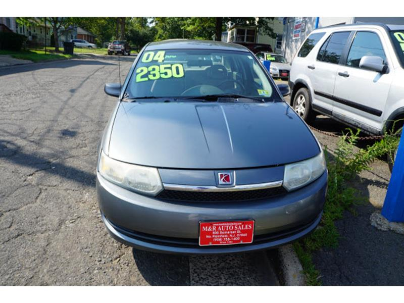2004 Saturn Ion 2 4dr Sedan - North Plainfield NJ