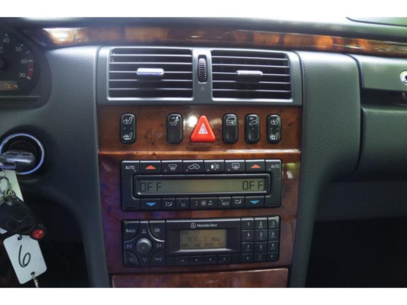 2002 Mercedes-Benz E-Class AWD E 320 4MATIC 4dr Sedan - North Plainfield NJ
