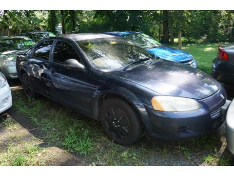 2002 Dodge Stratus for sale in North Plainfield, NJ