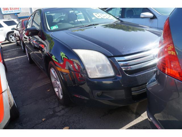 2008 Ford Fusion I4 SE 4dr Sedan - North Plainfield NJ