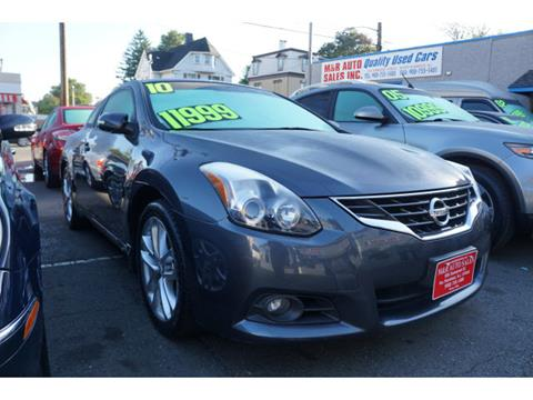2010 Nissan Altima for sale in North Plainfield, NJ