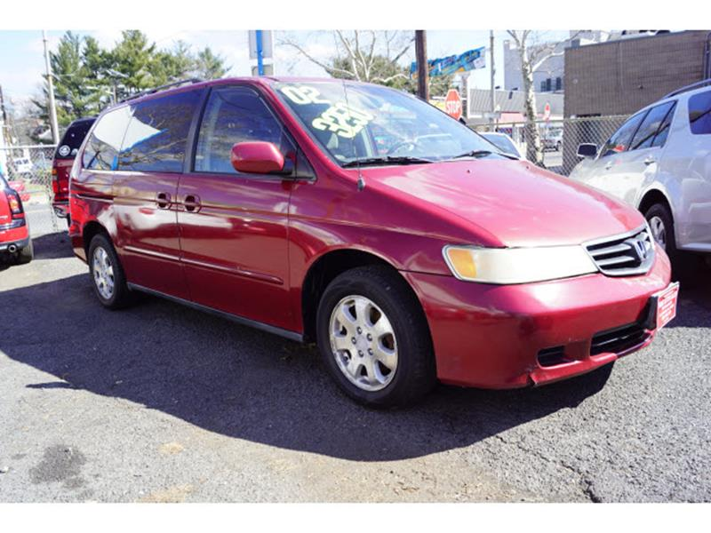 2002 Honda Odyssey EX 4dr Mini Van   North Plainfield NJ
