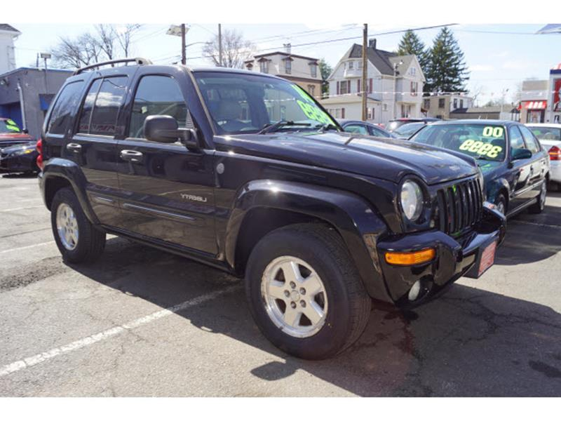 2004 Jeep Liberty Limited 4WD 4dr SUV   North Plainfield NJ