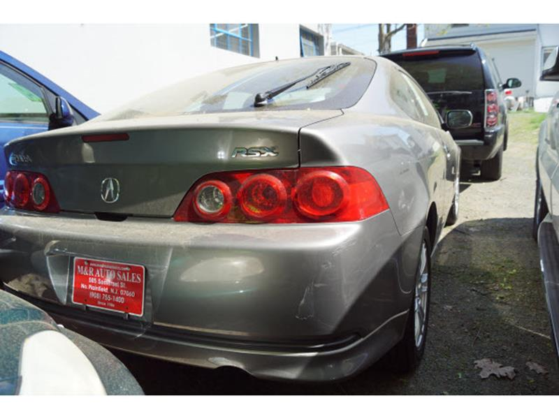 Acura Rsx Dr Hatchback A WLeather In North Plainfield NJ M - Acura rsx for sale in nj