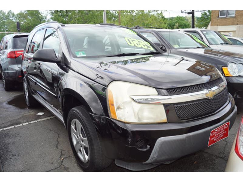 2006 Chevrolet Equinox AWD LS 4dr SUV   North Plainfield NJ