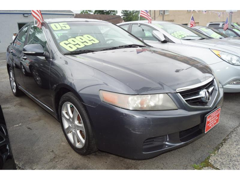 Acura Tsx Dr Sedan In North Plainfield NJ M R Auto Sales INC - Acura 2005 tsx for sale