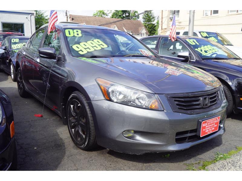 2008 Honda Accord EX L V6 4dr Sedan 5A   North Plainfield NJ
