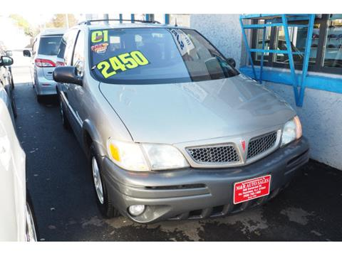 2001 Pontiac Montana for sale in North Plainfield, NJ