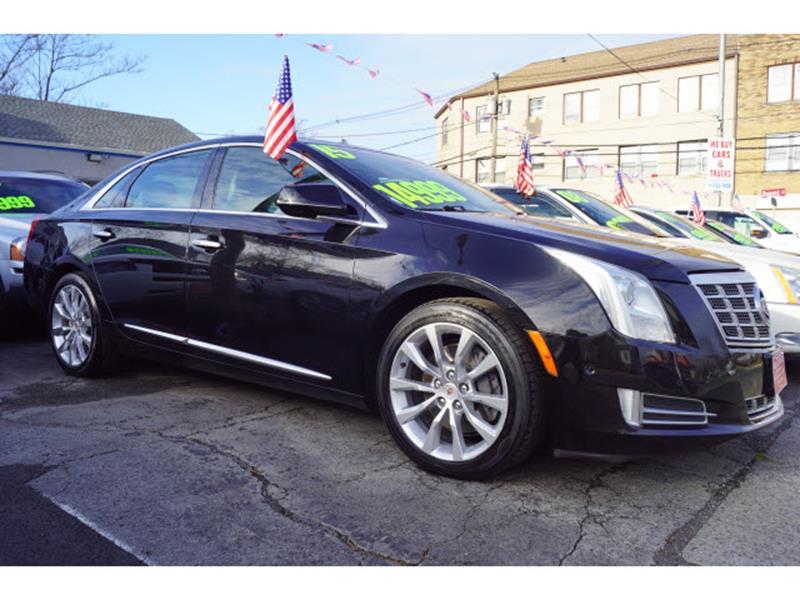 2015 Cadillac Xts Luxury In North Plainfield Nj M R Auto Sales Inc