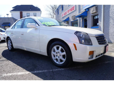 2005 Cadillac CTS for sale at M & R Auto Sales INC. in North Plainfield NJ