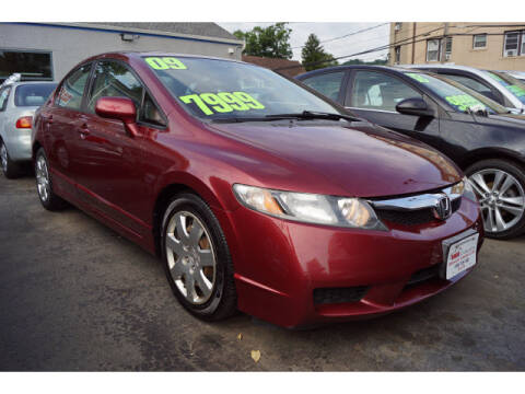2009 Honda Civic for sale at M & R Auto Sales INC. in North Plainfield NJ