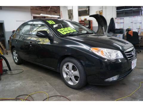 2010 Hyundai Elantra for sale at M & R Auto Sales INC. in North Plainfield NJ