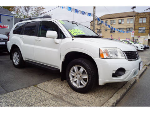 2011 Mitsubishi Endeavor for sale at M & R Auto Sales INC. in North Plainfield NJ