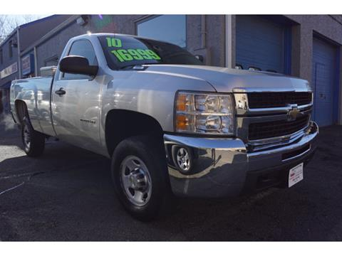 2010 Chevrolet Silverado 2500HD for sale in North Plainfield, NJ
