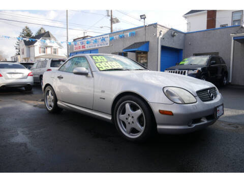 1999 Mercedes-Benz SLK for sale at M & R Auto Sales INC. in North Plainfield NJ