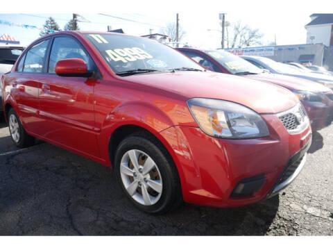 2011 Kia Rio for sale at M & R Auto Sales INC. in North Plainfield NJ