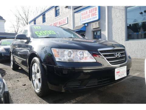 2010 Hyundai Sonata for sale at M & R Auto Sales INC. in North Plainfield NJ
