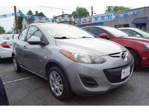 2011 Mazda MAZDA2 for sale at M & R Auto Sales INC. in North Plainfield NJ