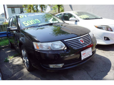 2007 Saturn Ion for sale at M & R Auto Sales INC. in North Plainfield NJ