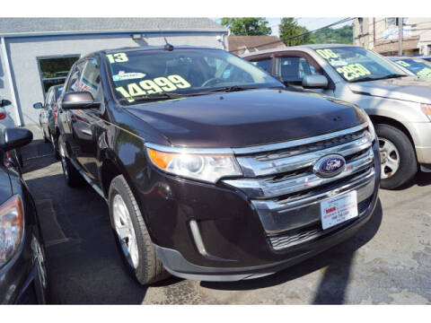 2013 Ford Edge for sale at M & R Auto Sales INC. in North Plainfield NJ