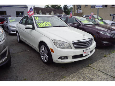 2011 Mercedes-Benz C-Class for sale at M & R Auto Sales INC. in North Plainfield NJ