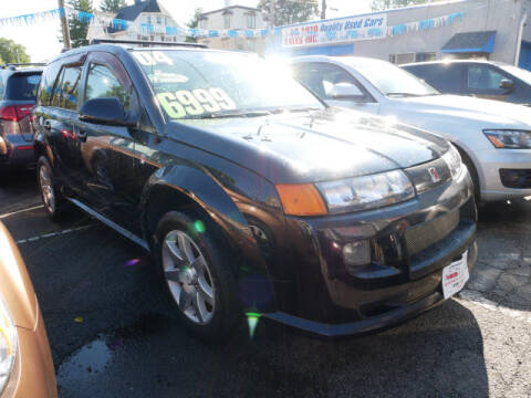 2004 Saturn Vue for sale at M & R Auto Sales INC. in North Plainfield NJ