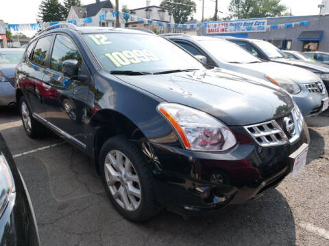 2012 Nissan Rogue for sale at M & R Auto Sales INC. in North Plainfield NJ