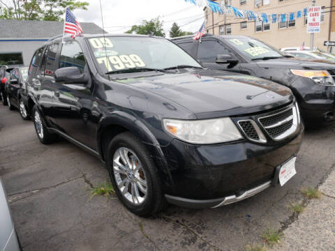 2009 Saab 9-7X for sale at M & R Auto Sales INC. in North Plainfield NJ