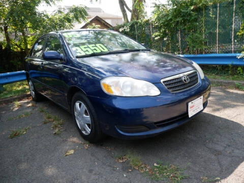 2005 Toyota Corolla for sale at M & R Auto Sales INC. in North Plainfield NJ
