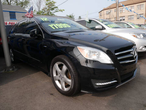 2012 Mercedes-Benz R-Class for sale at M & R Auto Sales INC. in North Plainfield NJ