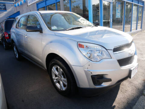 2013 Chevrolet Equinox for sale at M & R Auto Sales INC. in North Plainfield NJ