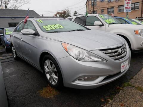 2011 Hyundai Sonata for sale at M & R Auto Sales INC. in North Plainfield NJ