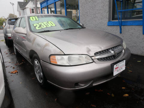 2001 Nissan Altima for sale at M & R Auto Sales INC. in North Plainfield NJ