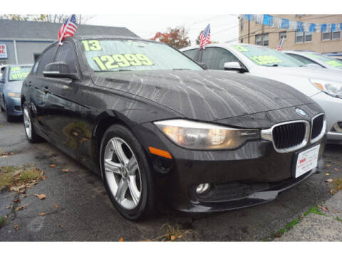 2013 BMW 3 Series for sale at M & R Auto Sales INC. in North Plainfield NJ