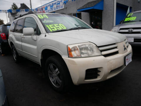 2004 Mitsubishi Endeavor for sale at M & R Auto Sales INC. in North Plainfield NJ