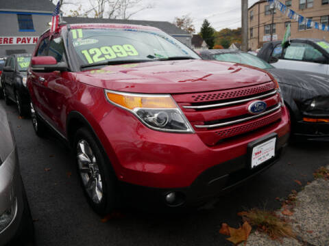 2011 Ford Explorer for sale at M & R Auto Sales INC. in North Plainfield NJ