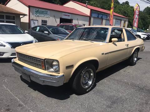 1977 Chevrolet Nova for sale in Atkins, VA