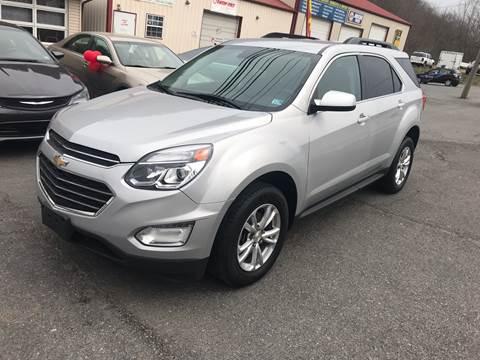 2016 Chevrolet Equinox for sale in Atkins, VA