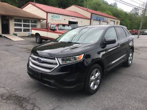 2016 Ford Edge SE for sale at THE AUTOMOTIVE CONNECTION in Atkins VA