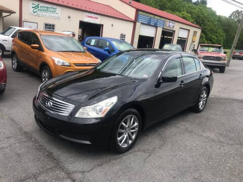 2009 Infiniti G37 Sedan x for sale at THE AUTOMOTIVE CONNECTION in Atkins VA