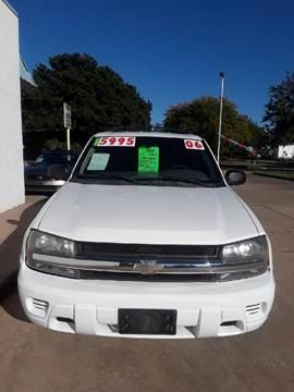 2006 Chevrolet TrailBlazer for sale in Ponca City, OK