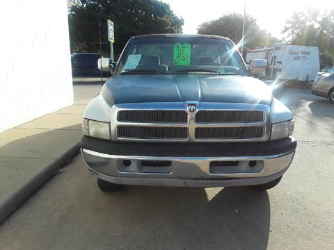 1994 Dodge Ram Pickup 1500 for sale in Ponca City, OK