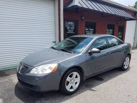 2008 Pontiac G6 for sale in Braselton, GA