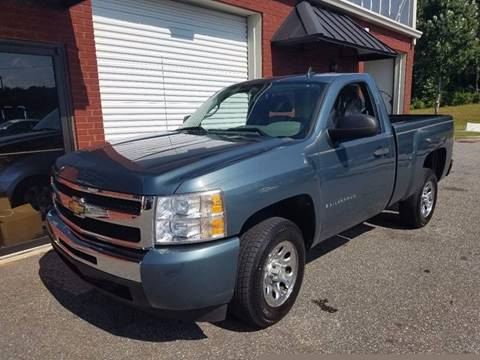 2009 Chevrolet Silverado 1500 for sale in Braselton, GA