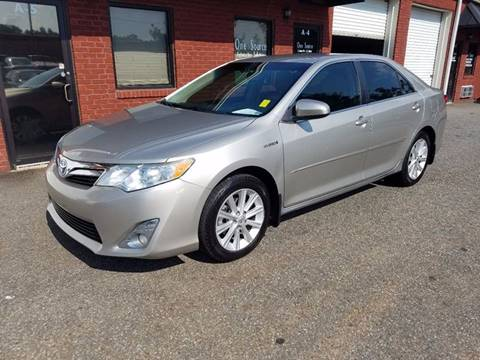 2013 Toyota Camry Hybrid for sale in Braselton, GA