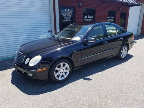 2007 Mercedes-Benz E-Class for sale in Braselton, GA