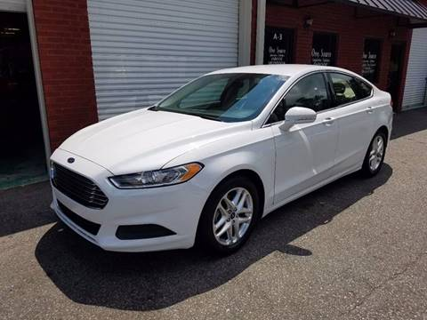 2013 Ford Fusion for sale in Braselton, GA