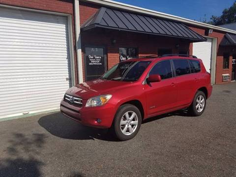 2007 Toyota RAV4 for sale in Braselton, GA