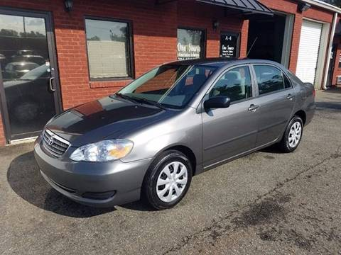 2006 Toyota Corolla for sale in Braselton, GA