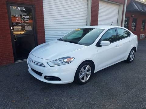 2016 Dodge Dart for sale in Braselton, GA